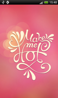 Make Me Hot - Couple foreplay sex card game