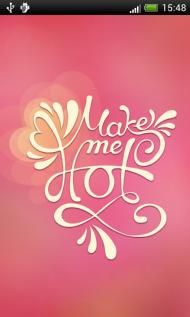 Make Me Hot - Juego de cartas sexual para parejas