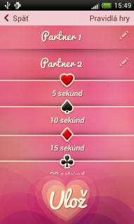 Make Me Hot - Erotická kartová hra pre páry