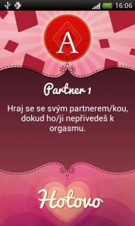 Make Me Hot - Erotická karetní hra pro páry