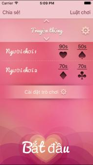 Make Me Hot - Trò chơi thẻ bài tình dục màn dạo đầu cho cặp đôi